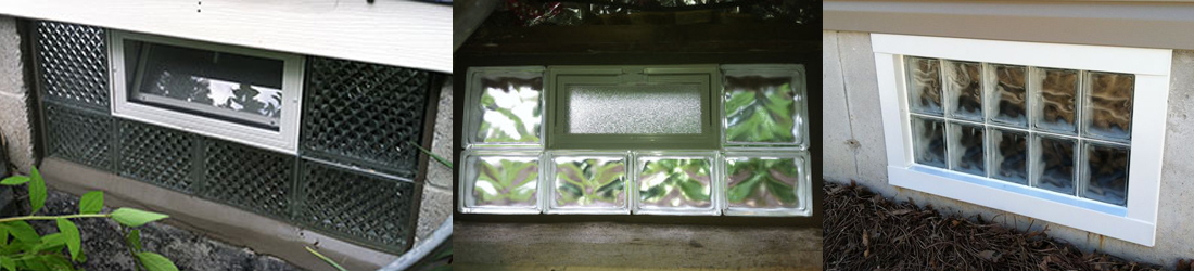 basement glass block window slider hawkeye